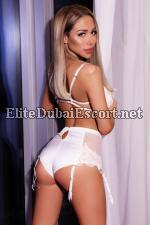 Confident Vixen Escort Jelka Fabulous Features Dubai