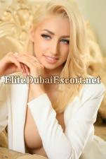 Blonde Escort Alexa European Model Dubai