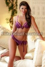 Cheeky Yet Sweet Escort Almira Genuinely Friendly Dubai