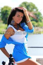 Naughty Russian Escort Cleo Brunette Hottie Adult Fun Abu Dhabi UAE
