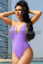 Very Pretty Fit Brunette Escort Eva Dubai