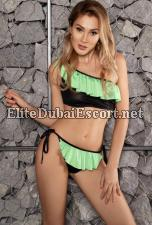 Discreet Blonde Escort Melissa Nice Time Together Dubai