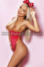 Adorable Ukrainian Escort Stellara Deep French Kissing Dubai